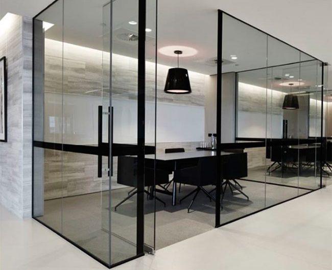 Nuevas Oficinas en un Centro de Negocios